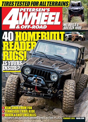 4 Wheel Off Road February 2015